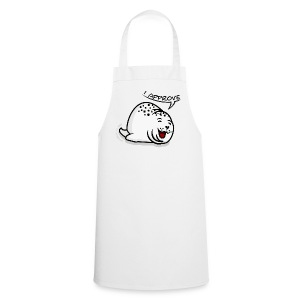 Heuler Babyrobbe / baby seal (ddp)  Aprons - Cooking Apron
