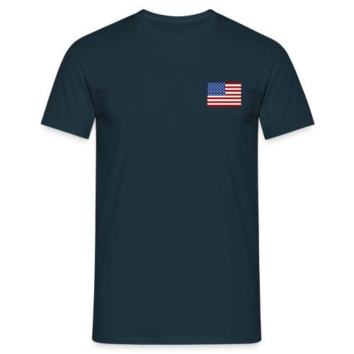 American Flag - Männer T-Shirt