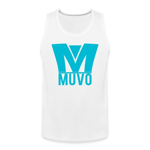 Muvo Tanktop - Premiumtanktopp herr