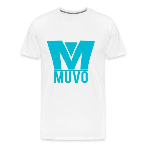 Muvo T-shirt - Premium-T-shirt herr