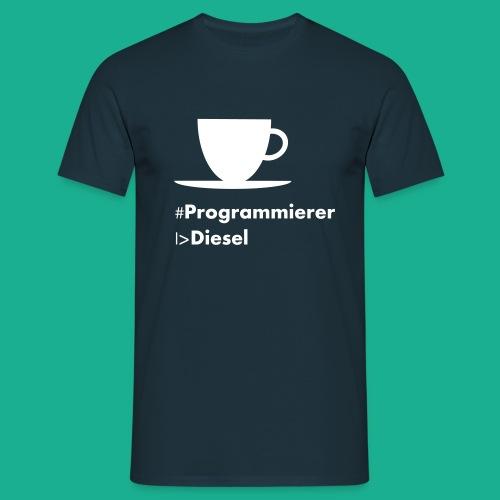 Programmiererdiesel - Männer T-Shirt