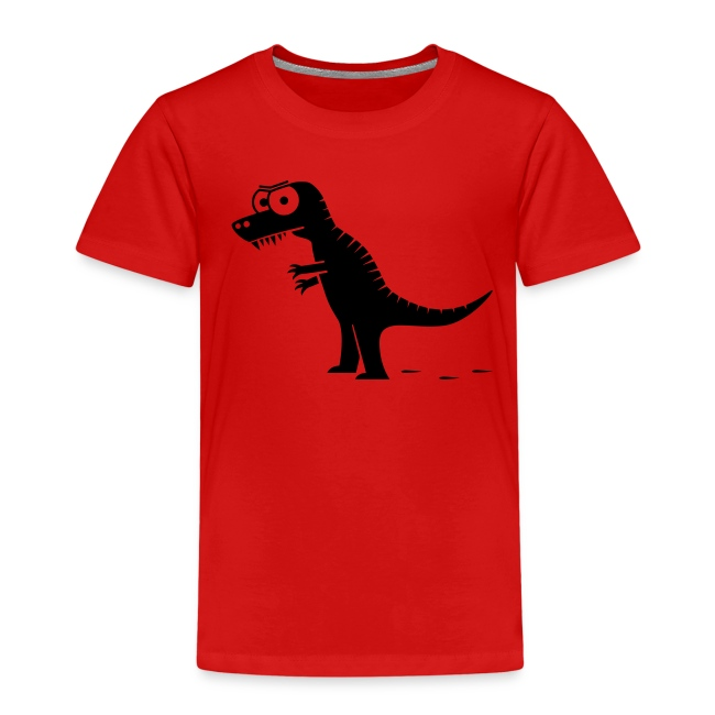 T-Rex König der Dinosaurier, Drache T-Shirts