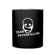Mugs & Drinkware ~ Full Colour Mug ~ Team Psykskallar Mug