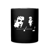 Mugs & Drinkware ~ Full Colour Mug ~ Afraid of Monsters Mug