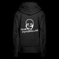 Hoodies & Sweatshirts ~ Women's Premium Hoodie ~ Team Psykskallar Hoodie (Female)