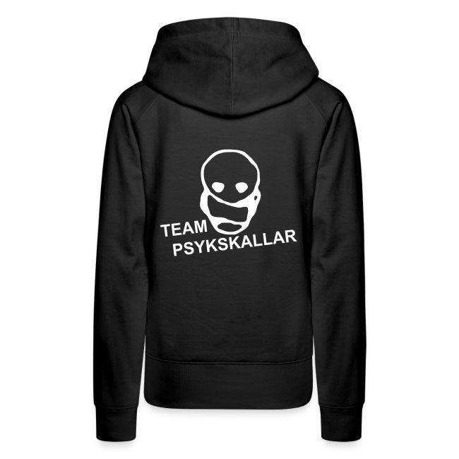 Team Psykskallar Hoodie (Female)