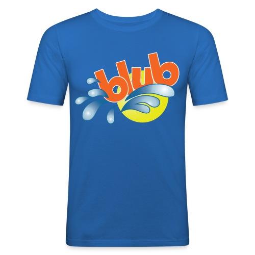 Blub - Men's Slim Fit T-Shirt
