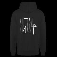 Hoodies & Sweatshirts ~ Unisex Hoodie ~ Intig Hoodie