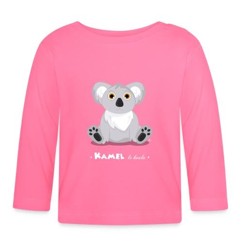 T-Shirt Bébé Kamel le Koala - T-shirt manches longues Bébé
