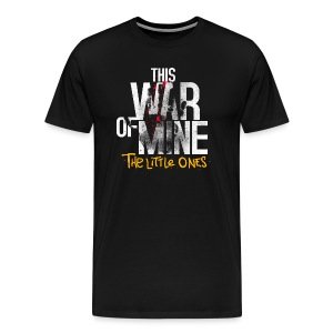 This War of Mine TLO - T-shirt - Men's Premium T-Shirt