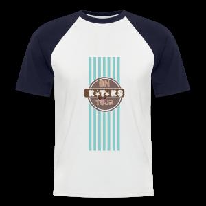 Einfach nur Schlapfen... - Männer Baseball-T-Shirt