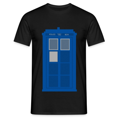 Tardis - T-shirt Homme