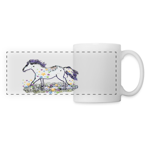 Star-Horse - Panoramatasse
