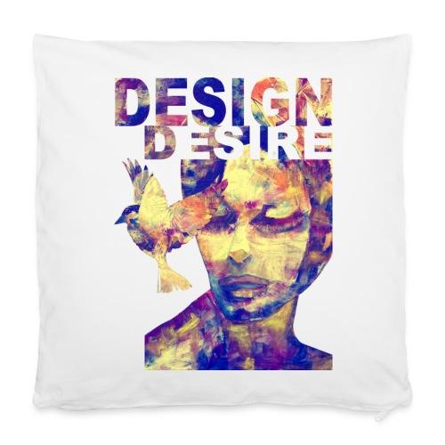 Street Art- Desire - Kissenbezug 40 x 40 cm