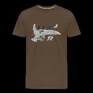 Tee shirts ~ T-shirt Premium Homme ~ Numéro de l'article 105075658