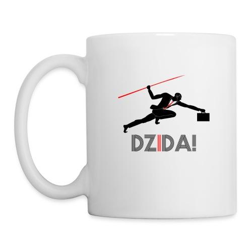 Dzida Mug in White - Kubek