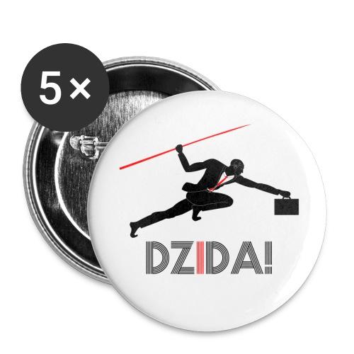 Dzida Pin - Przypinka średnia 32 mm