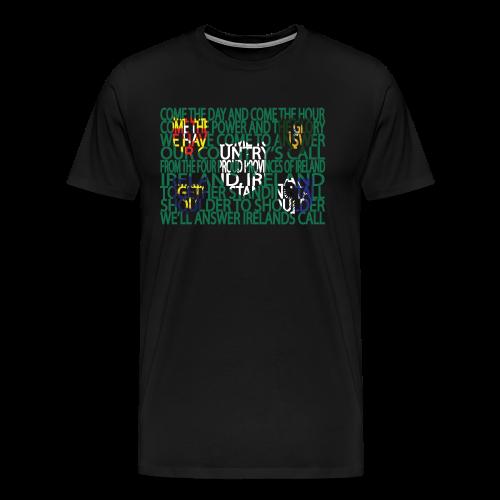 Ireland's Call - Men's Premium T-Shirt