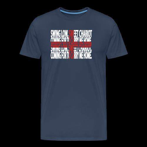 Swing Low - Men's Premium T-Shirt