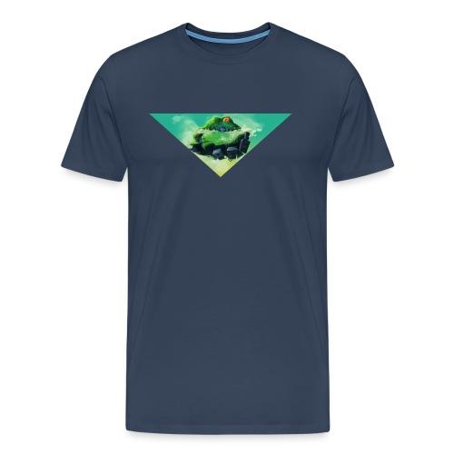flugobjekt - t-shirt männer navy - Männer Premium T-Shirt
