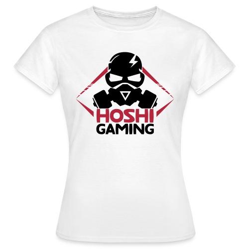 T-shirt femme classique blanc - T-shirt Femme