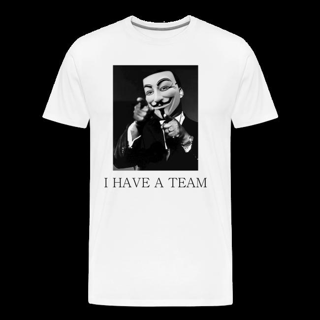 I Have A Team - MLK