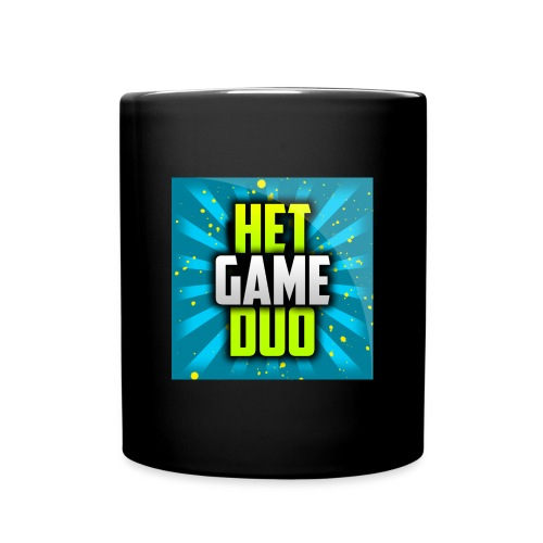 HetGameDuo mok - Full Colour Mug