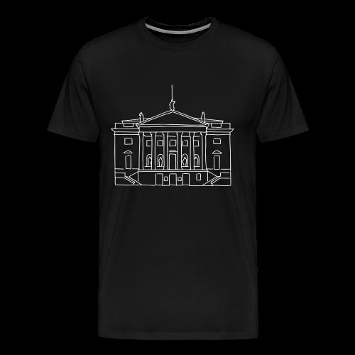 Lindenoper Berlin - Männer Premium T-Shirt