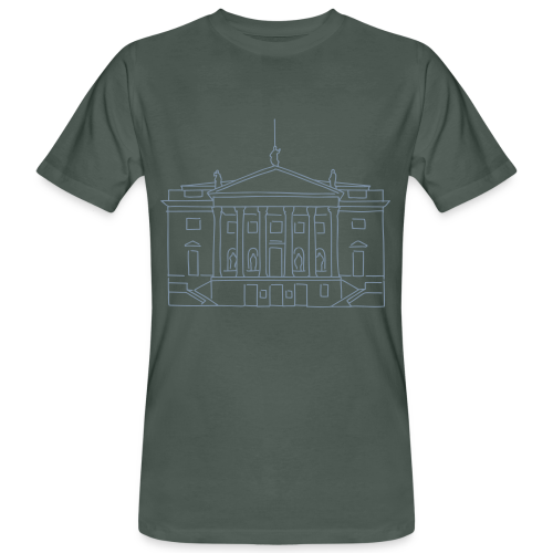 Lindenoper Berlin - Männer Bio-T-Shirt