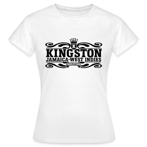 Kingston - T-shirt Femme