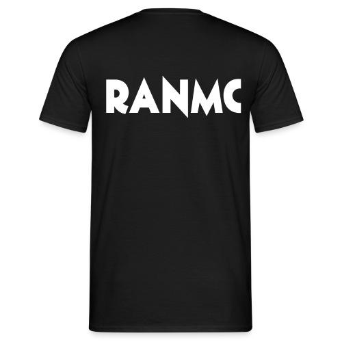 #WABG Crew Neck - RanMC Black - Mannen T-shirt