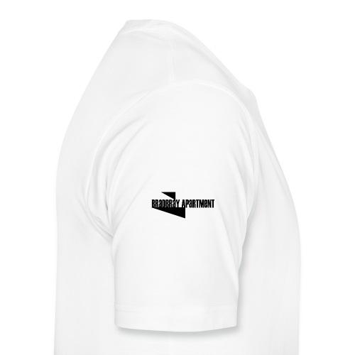 Bradbray Apartment T-Shirt White - Men's Premium T-Shirt