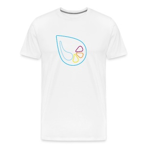 weißerfeger - t-shirt männer weiß - Männer Premium T-Shirt