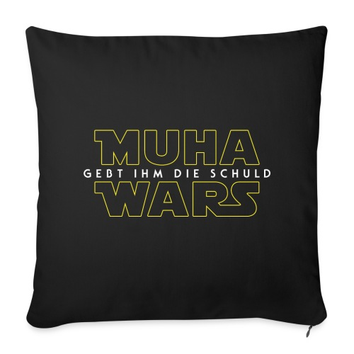 The Force Pillow (Muha) - Sofakissenbezug 44 x 44 cm