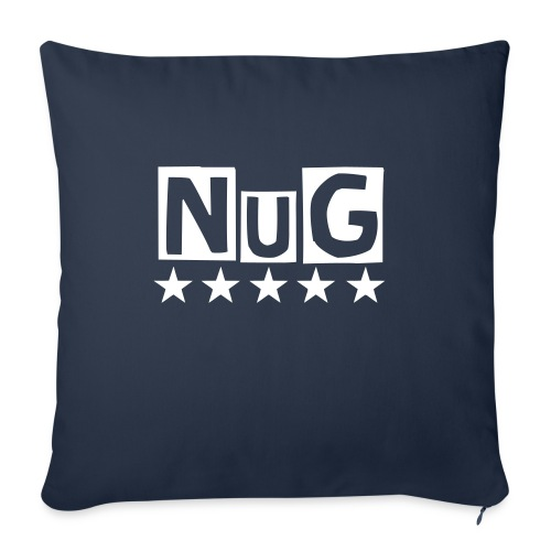 NuG pillow - Sofa pillow cover 44 x 44 cm
