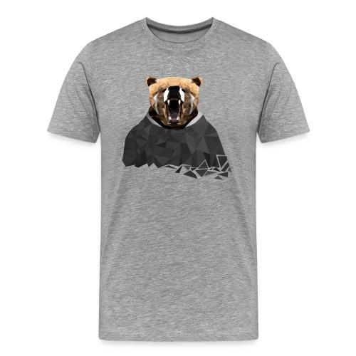 Roaring Bear - Men's Premium T-Shirt