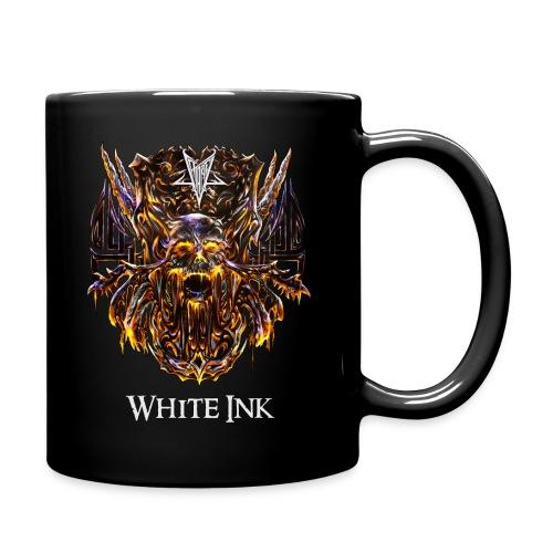 White Ink Cup - Full Colour Mug