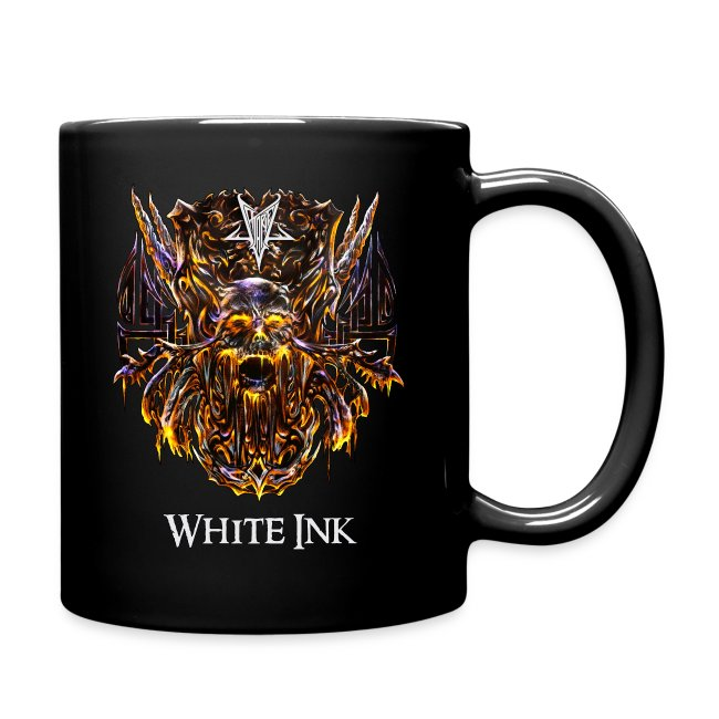 White Ink Cup