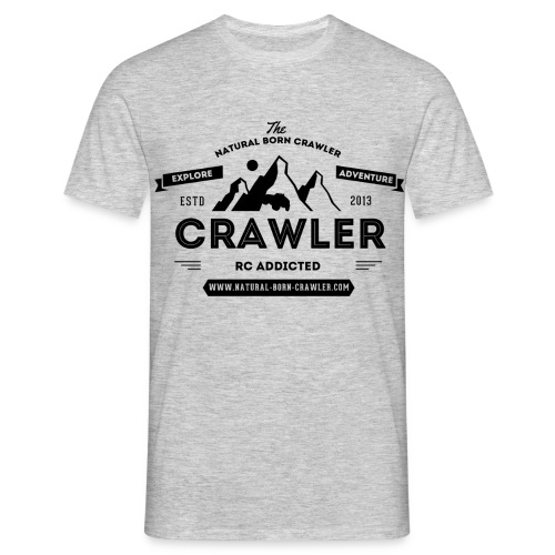 NBC Crawler 2016  - Männer T-Shirt