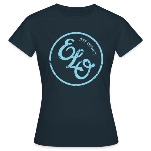 Blue (Women) - Women's T-Shirt