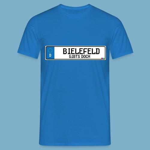 Bielefeld City Motiv Gibts doch - Männer T-Shirt