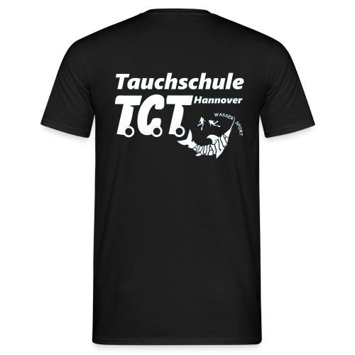 Tauchschule TCT Hannover - Team-Shirt - Männer T-Shirt