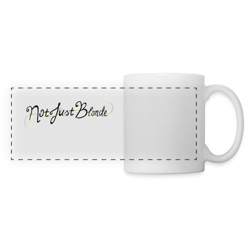 Letters and Lights - Panoramic Mug