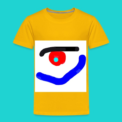 Kinder-Premium-T-Shirt mit Aufdruck Logo MUNDAUGE - Kinder Premium T-Shirt