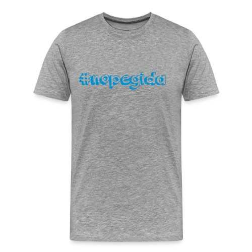 nopegida - Männer Premium T-Shirt