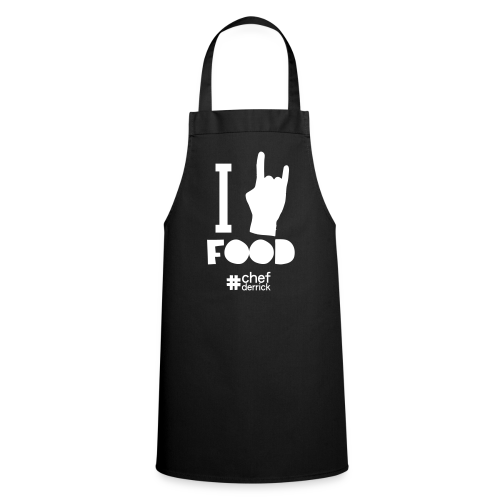 I Rock Food Apron - Cooking Apron