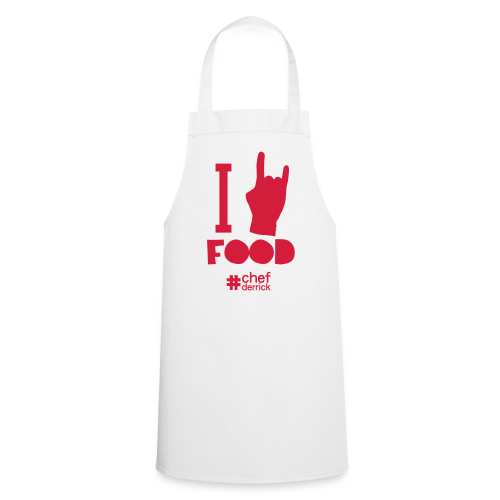 I Rock Food Apron - Cooking Apron