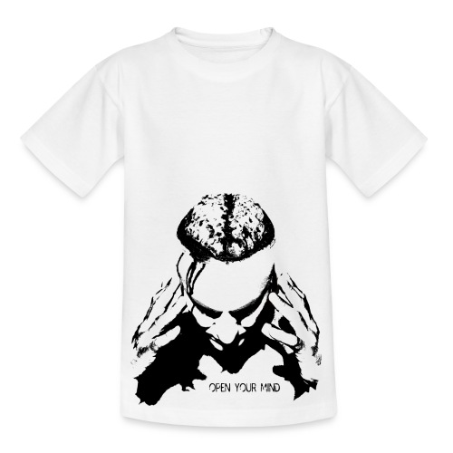 Ellimacs Open you mind - Teenage T-Shirt