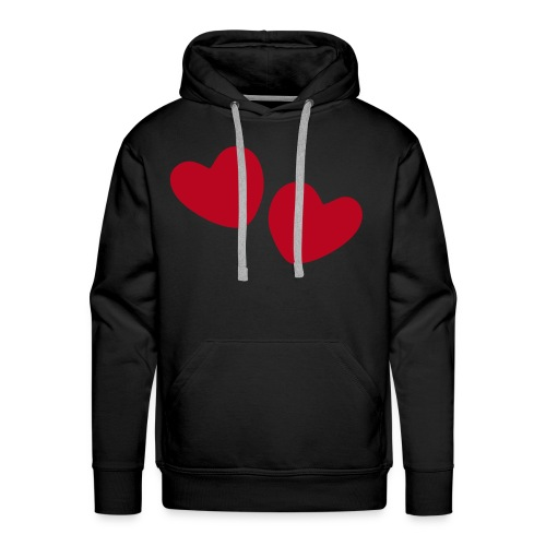Love-shirt - Männer Premium Hoodie