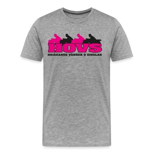 HOVS killar t-shirt - Premium-T-shirt herr